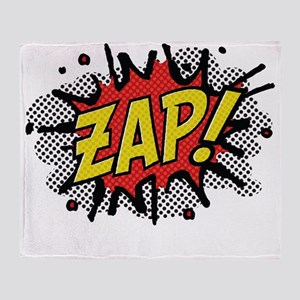 2-Zap Throw Blanket