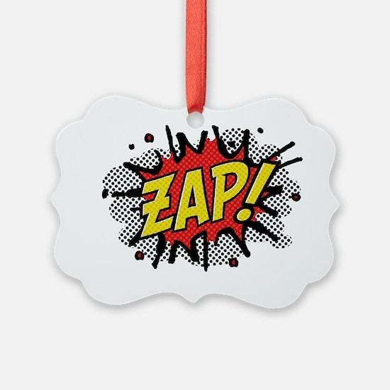 2-Zap Ornament