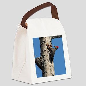 14x10_print 2 Canvas Lunch Bag
