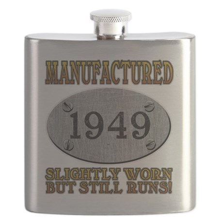1949 Flask