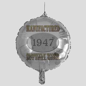 1947 Mylar Balloon