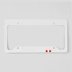 inline_disaster3w License Plate Holder