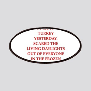 turkey shoot Patches