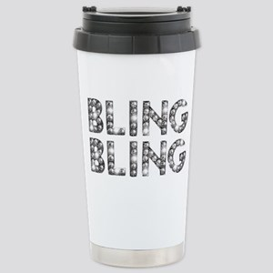 bling-bling-tee Stainless Steel Travel Mug