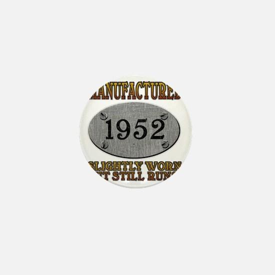 1952 Mini Button