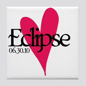 eclipse may 22 Tile Coaster