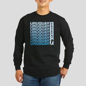 A_URU_2 Long Sleeve Dark T-Shirt