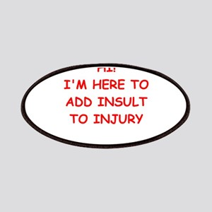 INSULT Patches