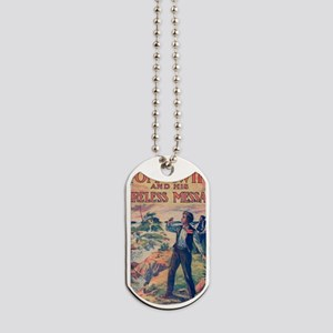 Wireless Message Dog Tags