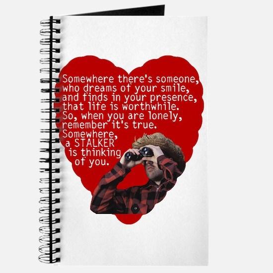 Stalker Anti-Valentine Journal