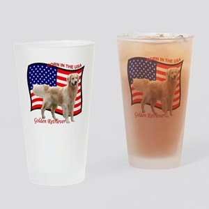 4thJulyMerge Drinking Glass