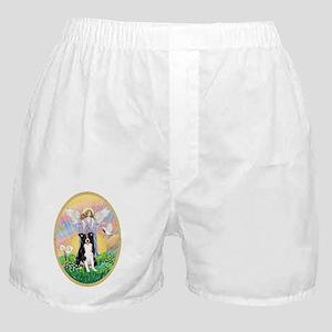 Blessings - Border Collie Boxer Shorts