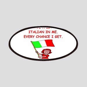 ITALIAN Patches