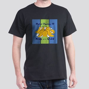 patio-daddy_o_15x15 Dark T-Shirt