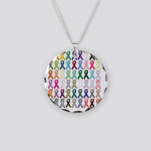 AllCauses Necklace Circle Charm