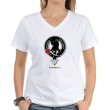 Turnbull Clan Cres T-Shirt
