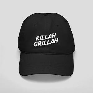KillahGrillah(Dark) Black Cap