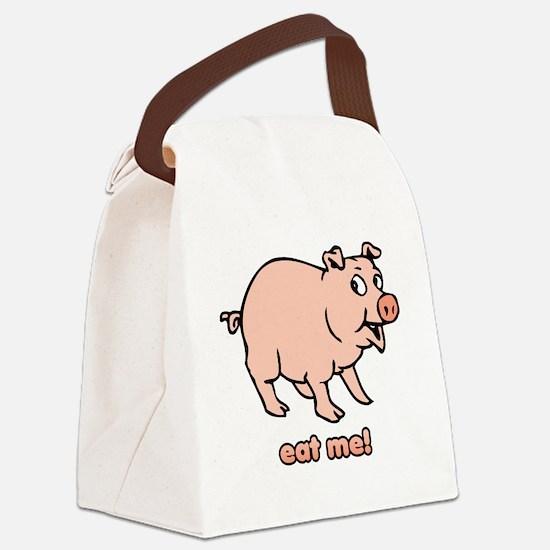 2-eatme Canvas Lunch Bag