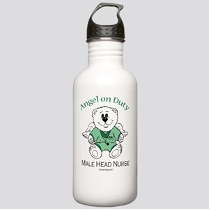 MHN-gt-abc Stainless Water Bottle 1.0L
