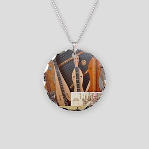 30DulcFilledLogo Necklace Circle Charm