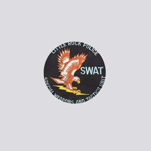 Little Rock SWAT Mini Button