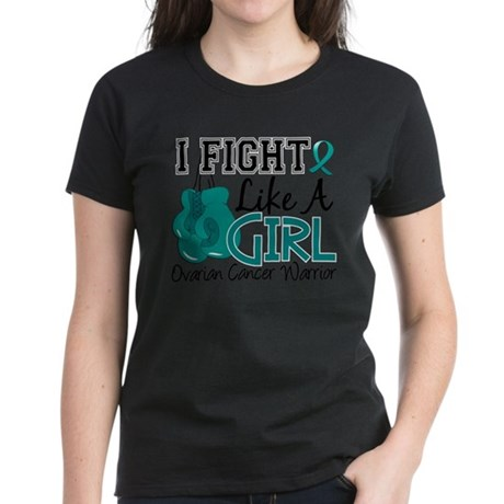 Licensed Fight Like A Girl 15.2 Ovar T-Shirt