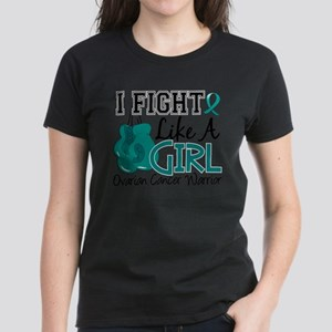Licensed Fight Like A Girl 15.2 Ovar T-Shirt