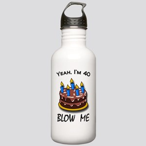 blowmeIm40 Stainless Water Bottle 1.0L