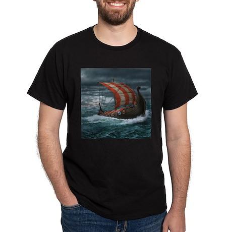 Longship Dark T-Shirt