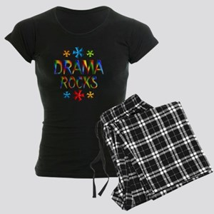 DRAMA Women's Dark Pajamas