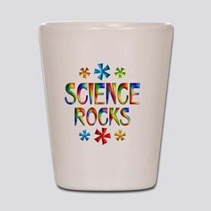 SCIENCE Shot Glass