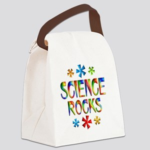 SCIENCE Canvas Lunch Bag