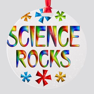 SCIENCE Round Ornament