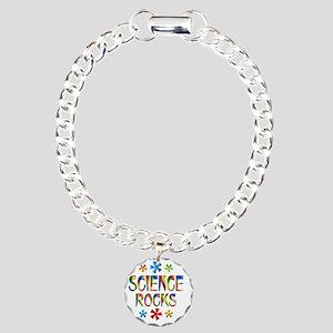 SCIENCE Charm Bracelet, One Charm