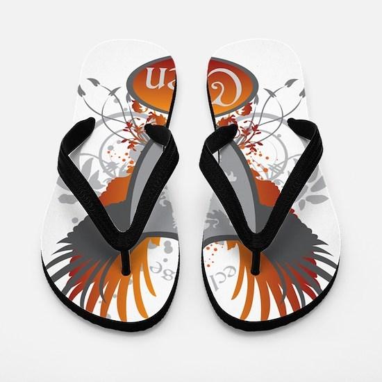 Cullen Family Flip Flops