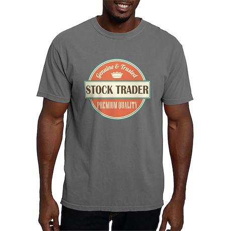 stock trader vintage logo T-Shirt