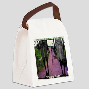 WALK OF DEATH tee shirt Canvas Lunch Bag