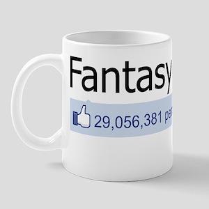 facebook_fantasysports Mug