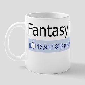 facebook_fantasybaseball Mug