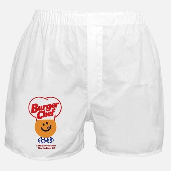 Burger Chef Northridge Lite Boxer Shorts