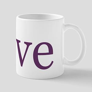 LOVE, Wrap-Wround Mug