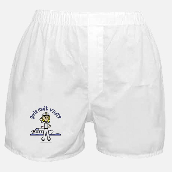 Light Captain Boxer Shorts