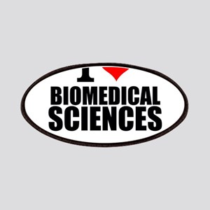 I Love Biomedical Sciences Patch