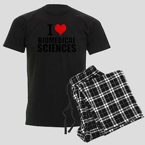 I Love Biomedical Sciences Pajamas