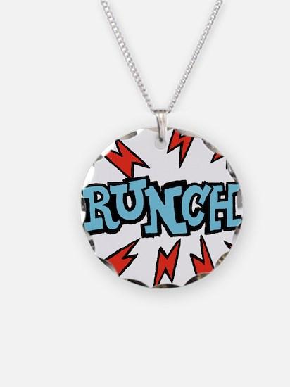 crunchy_blue Necklace