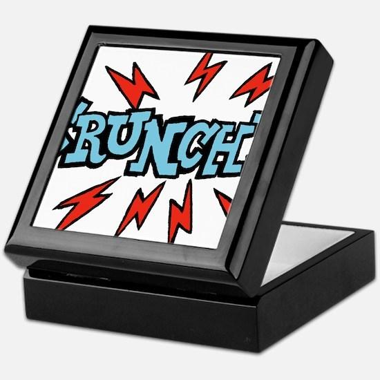 crunchy_blue Keepsake Box