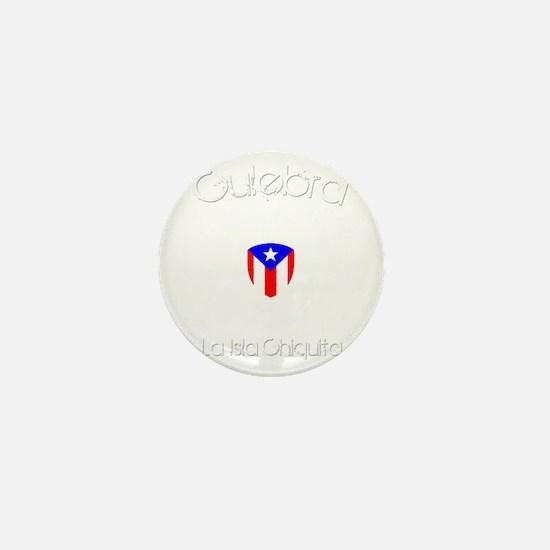 Culebra B Mini Button