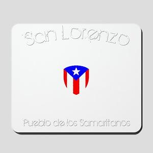 San Lorenzo B Mousepad