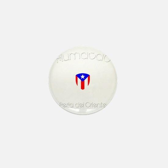 Humacao B Mini Button