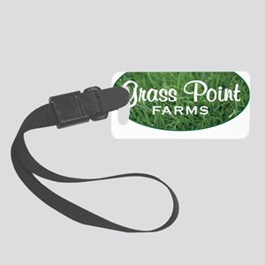 grass700 Small Luggage Tag